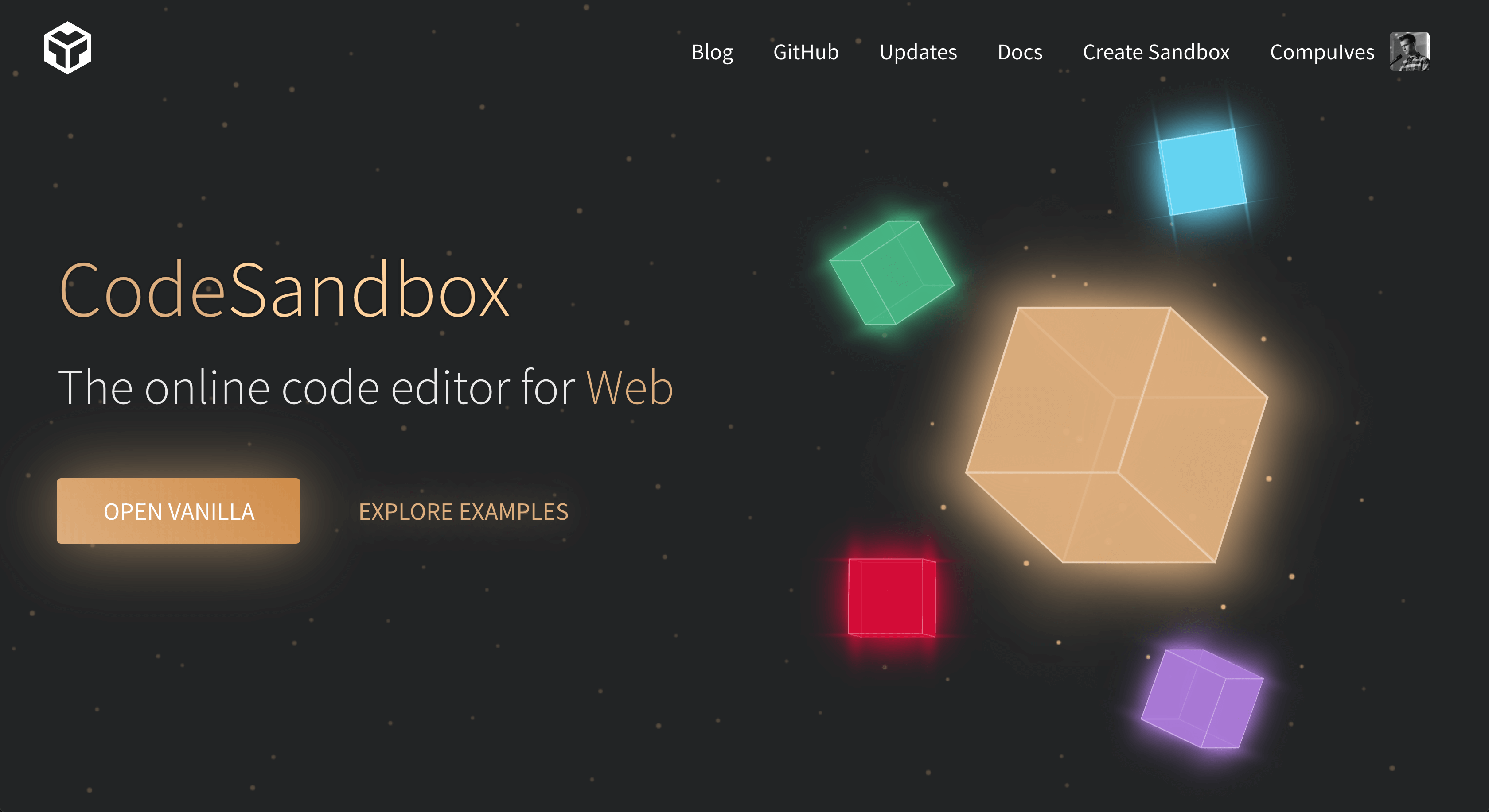 What's Unique About CodeSandbox