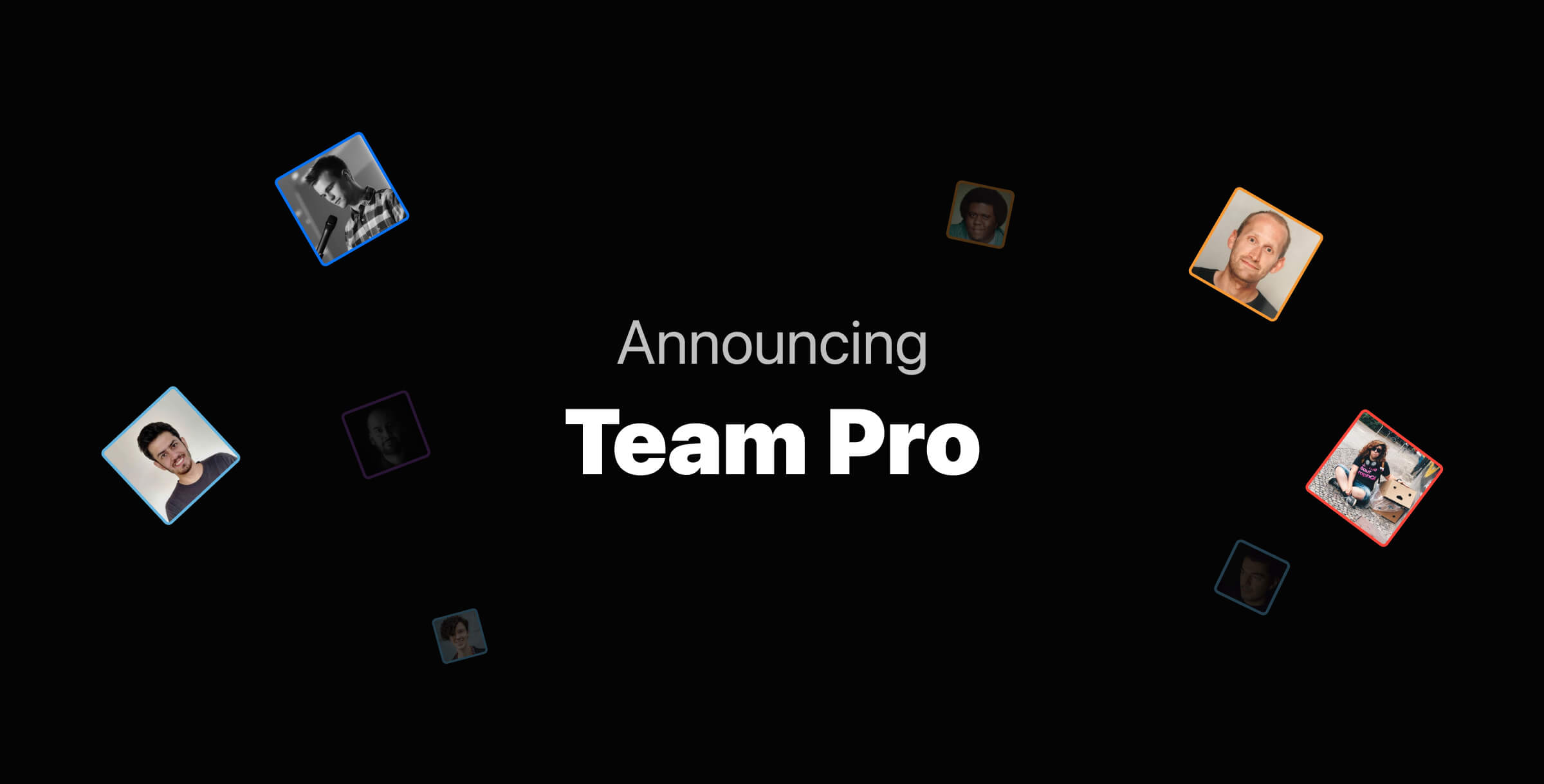 Announcing Team Pro - Build Faster and Use Codesandbox With Your Team